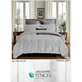 Set Sprei & Bed Cover Firenze Grey