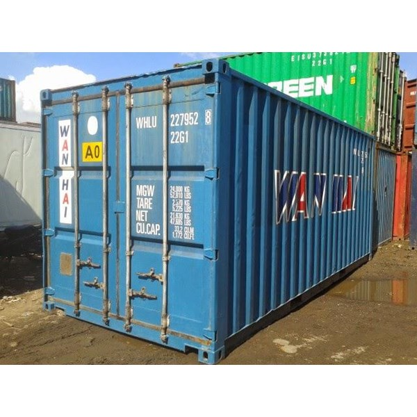 CONTAINER BEKAS By UD. Container Indonesia