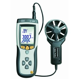 Cem Dt-8894 Thermo Anemometer With Built