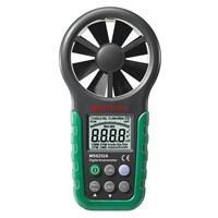 Digital Anemometer Mastech Ms 6252A 1