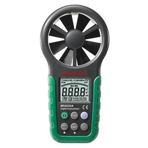 Digital Anemometer Mastech Ms 6252A