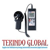 Az 8901 Handheld Rs232 Output Anemometer 1