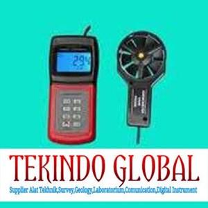 Digital Anemometer Dekko Am 4836V