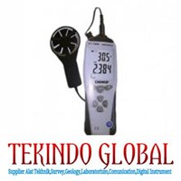 Thermo-Anemometer Dekko Ft-7955 1