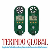 Extech En150 Compact Hygro-Thermo-Anemometer With Uv Light Sensor 1