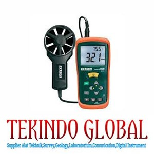Extech An100 Cfm-Cmm Mini Thermo-Anemometer