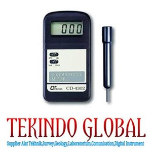 Lutron Cd-4302 Conductivity Meter Ukuran Pocket