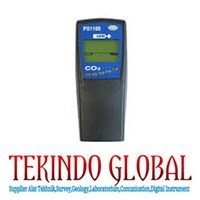 Oldham Ps1100 Portable Gas Detector Co2 Infrared 1