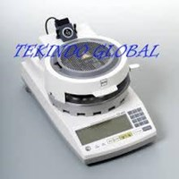 Kett Fd-800 Infrared Moisture Determination Balance 1