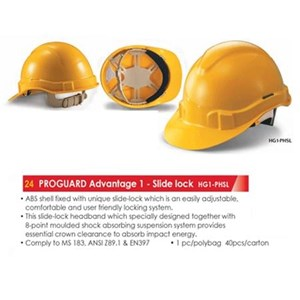 Proguard Advantage I - Slide Lock Hg1-Phsl
