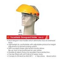 Faceshield Browguard Holder Vh4-Ce 1