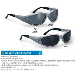 Iris Safety Eyewear 315Bm-316S-17610