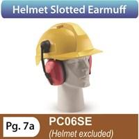 Jual Helmed Slotted Earmuff PC06SE Helmed Excluded
