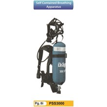 Self Contained Breathing Apparatus PSS3000
