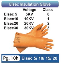 Elsec Insulation Glove Elsec 5