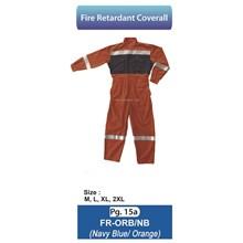 Fire Retardant Coverall FR-ORB