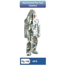 Aluminized Fire Suit TEMPEX AFS