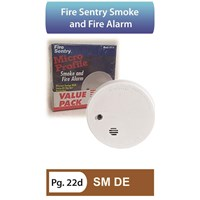 Fire Sentry Smoke And Fire Alarm SM DE