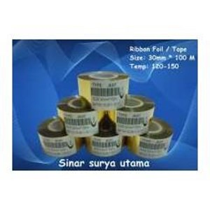 Ribbon Tape ( Foil) Jksf