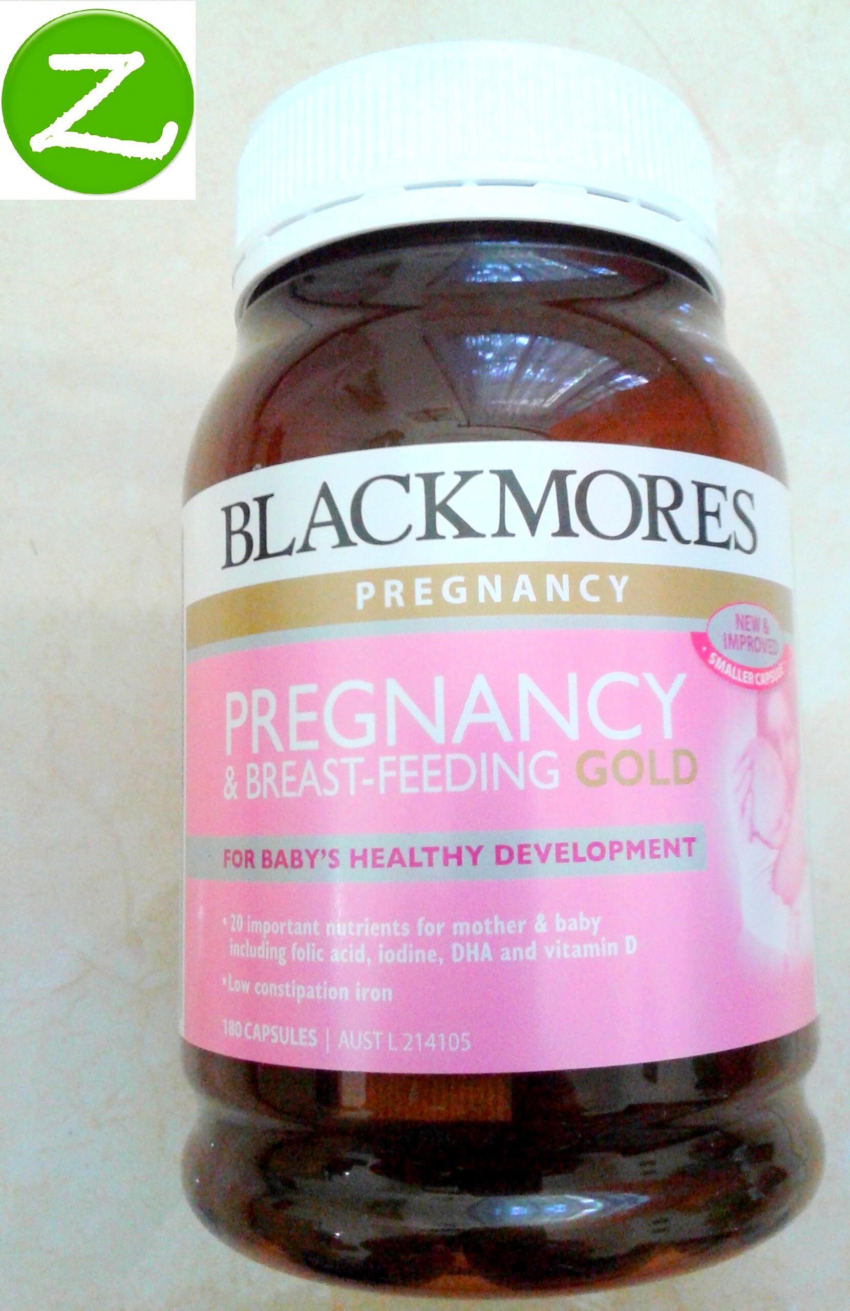 Jual Blackmores Pregnancy And Breastfeeding Minyak Ikan ...