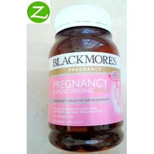 Blackmores Pregnancy And Breastfeeding Minyak Ikan Dan Vitamin Terbaik Untuk Ibu Hamil