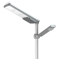 Lampu Jalan PJU Pbox Solar Cell Street Light 30 Watt X5cn-Sl30 (Pir Sensor)