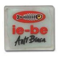 Label Karet ie-be 1