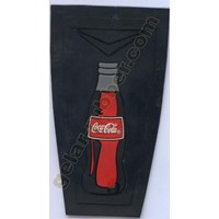 Labels Rubber Coca Cola