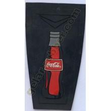 Label Karet Coca Cola