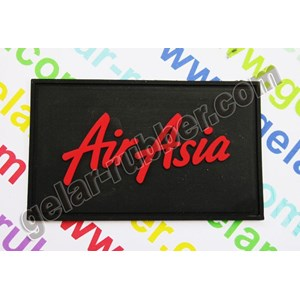 Label Karet Air Asia