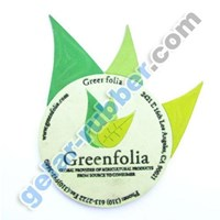Tatakan Gelas Karet Global Greenfolia 1