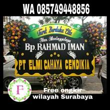 flower board mourning Mr. Rahmad faith