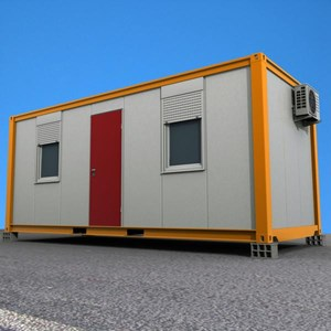 Container Office By CV. Kiranaharsa