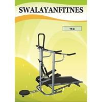 Treadmill  Alat Fitnes  Tr-6 1