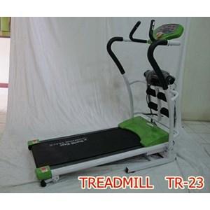 Treadmill  Alat Fitnes  Tr-23