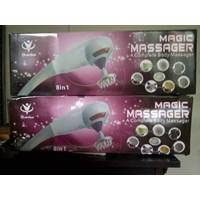 Jual Alat Pijat 8 In 1 Magic Massager 2