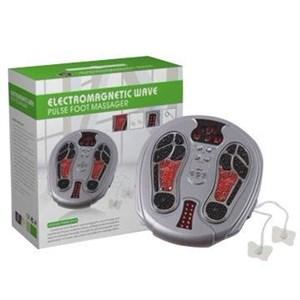 Electromagnetic Wave Pulse Foot Massager -  Alat Pijat Kaki Elektrik