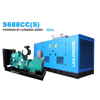Genset Silent Saonon S688CC(S) 50Hz