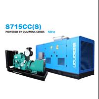 Genset Silent Saonon S715CC(S) 50Hz