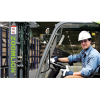 Forklift Zoomlion FD30/35/38(Z)