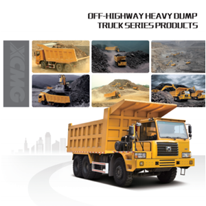 Off Highway Heavy Dump Truck