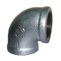 Fitting Drat Elbow 90° Banded (BL 90) 1