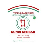 Jual Tepung Sagu Aren (ONE) 2