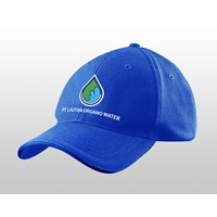 Jual topi promosi bahan rapel 1