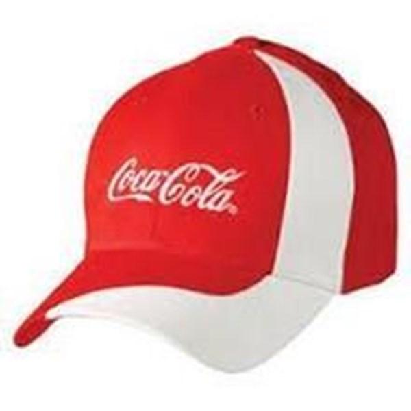 Topi Promosi Bahan Twill