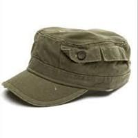Topi promosi pria bahan saten
