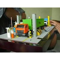 Beli Maket Kawasan Industri Dan Pabrik 4