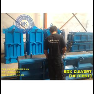 Cetakan Box Culvert