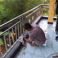 Railing Balkon Bandul