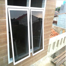 Double Aluminum Window